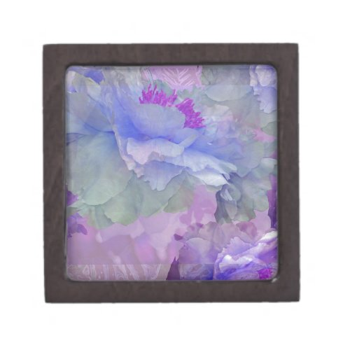 Floral Potpourri with Peonies 4 Gift Box
