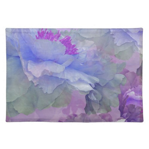 Floral Potpourri with Peonies 4 Placemat