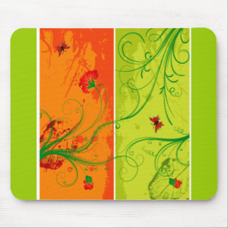 floral-preview mouse pad