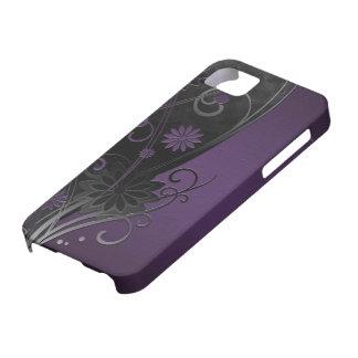 Floral Print iPhone 5 Case