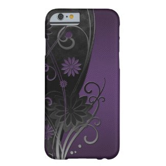 Floral Print iPhone 5 Case iPhone 6 Case