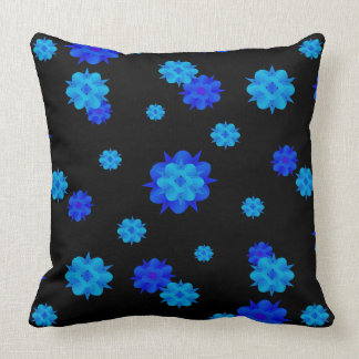 Floral Print Modern Style Pattern Throw Pillows