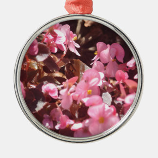 floral products metal ornament