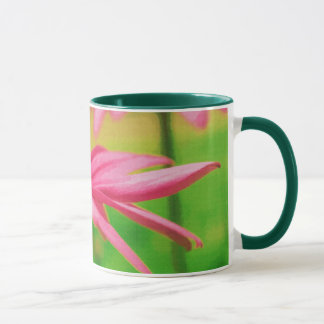 Floral punch art Mug