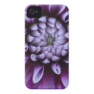 floral purple flower case