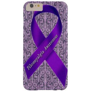 Floral púrpura del Victorian Funda De iPhone 6 Plus Barely There