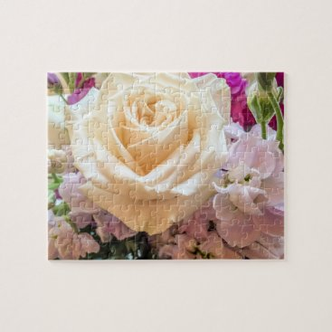 hallowelllake Floral Puzzle