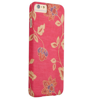 Floral Red iPhone 6/6s Case