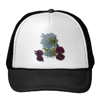 Floral Reflections Trucker Hat