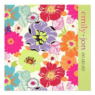 Floral retro del alegre de PixDezines Anuncios