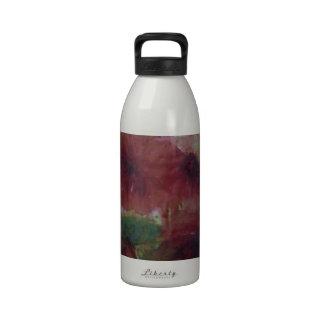 Floral Reusable Water Bottle