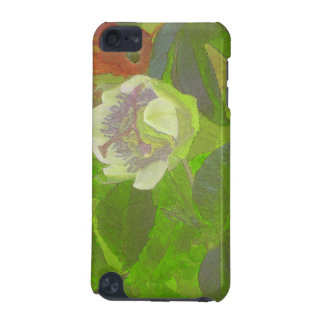 Floral Rhapsody in Green iPod Touch 5G Cases