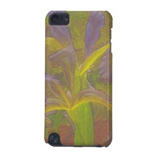 Floral Rhapsody In Lavender iPod Touch (5th Generation) Covers
