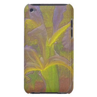 Floral Rhapsody In Lavender iPod Touch Case-Mate Case