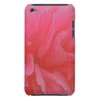 Floral Rhapsody In Magenta and Red iPod Touch Cover