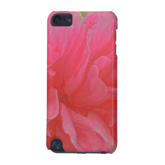 Floral Rhapsody In Magenta and Red iPod Touch (5th Generation) Cases