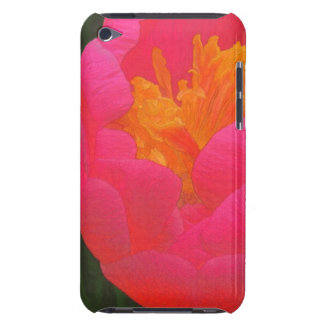 Floral Rhapsody In Red and Yellow iPod Touch Cover