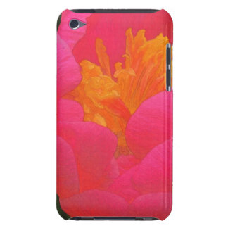 Floral Rhapsody In Red and Yellow Case-Mate iPod Touch Case