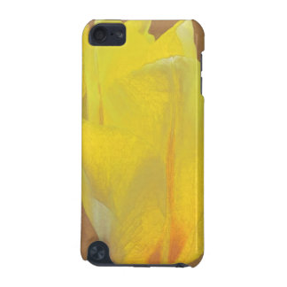 Floral Rhapsody In Yellow iPod Touch 5G Cover