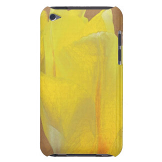 Floral Rhapsody In Yellow Barely There iPod Cover