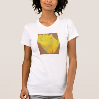 Floral Rhapsody In Yellow T Shirts