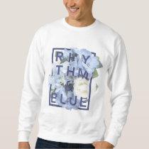 Floral Rhythm & Blue Logo Sweatshirt
