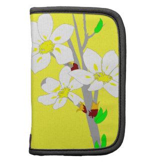 Floral Rickshaw Folio Planner