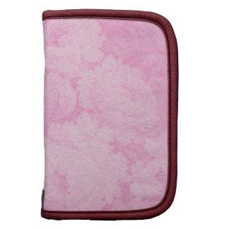 Floral rosado suave planificador