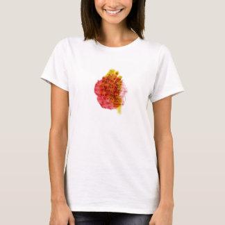 Floral Rose Design T-Shirt