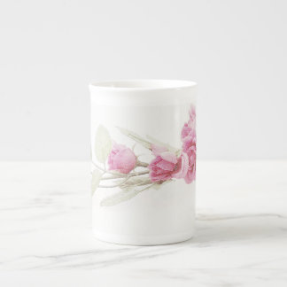 Floral Rose Specialty Mugs