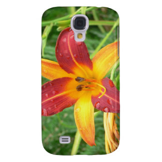 Floral Samsung Galaxy S4 Cover