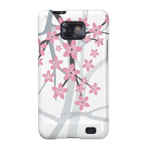 Floral Samsung Galaxy S II Case Galaxy S2 Cases