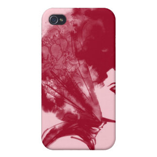 Floral Scarf Iphone 4/4S case