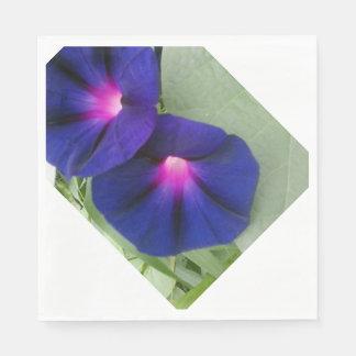 Floral Servilleta Desechable