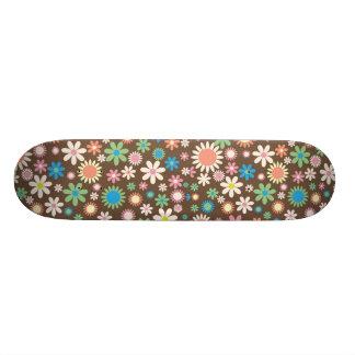 Floral Skateboard