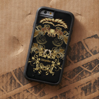 Floral Skull Tough Xtreme iPhone 6 Case