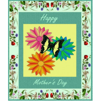 Floral Smell  - Mother's Day Cutout