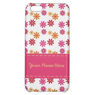 Floral Sorbet iPhone 5C Case