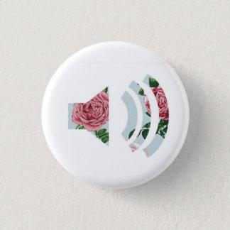 Floral Sound Button