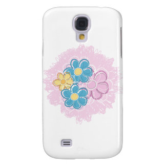 Floral Splash Samsung Galaxy S4 Case