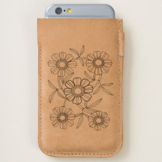 Floral Spray Three iPhone 6/6S Case