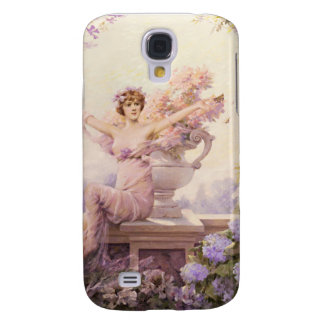 Floral Sprite Samsung Galaxy S4 Case