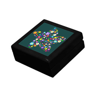 Floral Star Gift Box