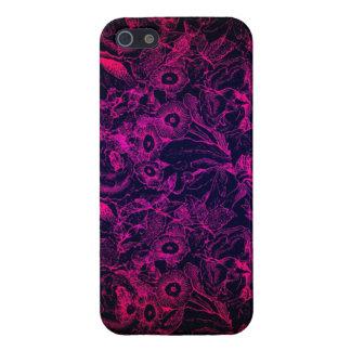Floral Stem iPhone Case