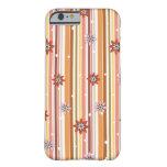 floral strip vol2 iPhone 6 case