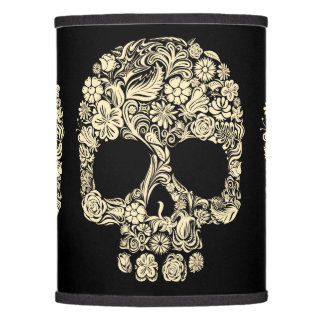 Skull Lamp Shades | Zazzle