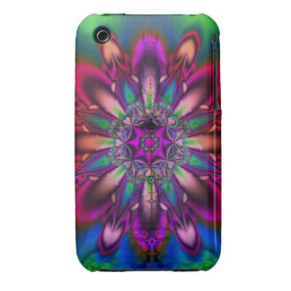 Floral Summer Fantasy iPhone 3G/3GS Case-Mate iPhone 3 Case-Mate Case