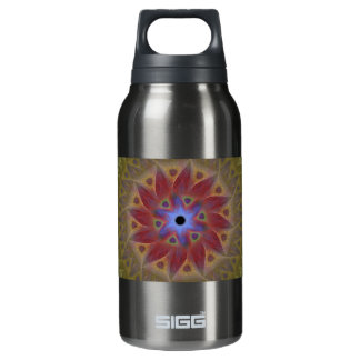 Floral Sundial Liberty Insulated Water Bottle
