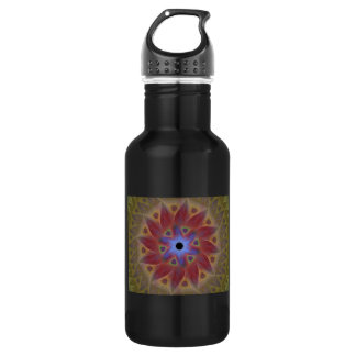 Floral Sundial Liberty Water Bottle