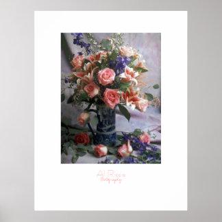 Floral Supreme Poster